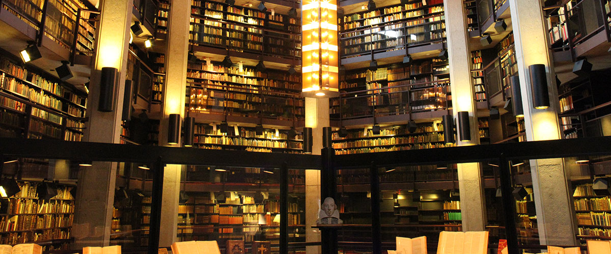 Rare Books Room British Library