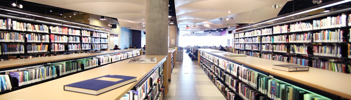 Fraser Library, Simon Fraser University